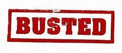 #bustedband #busted #band #logo #music