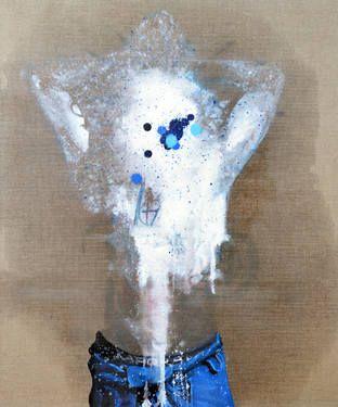 "Saatchi Art Artist Sébastien Layral; Painting, ""717 OTHER LAYRAL"" #art"
