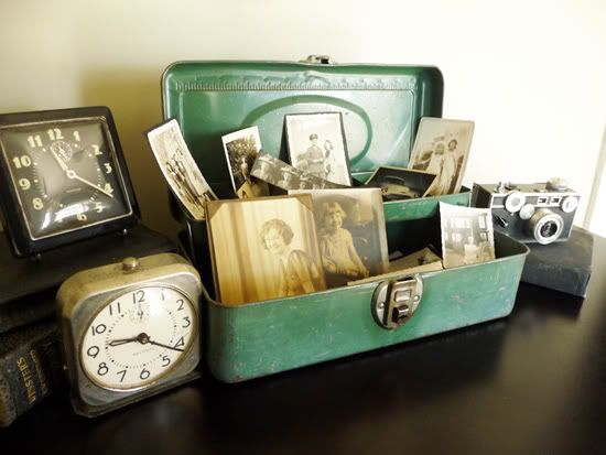 Love all of it ! (from Salvaged Curiosities)