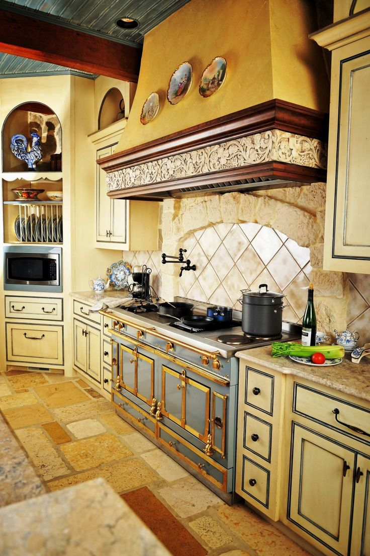 how redo melamine european kitchen cabinets in 2020 country kitchen designs french country on kitchen ideas european id=24099