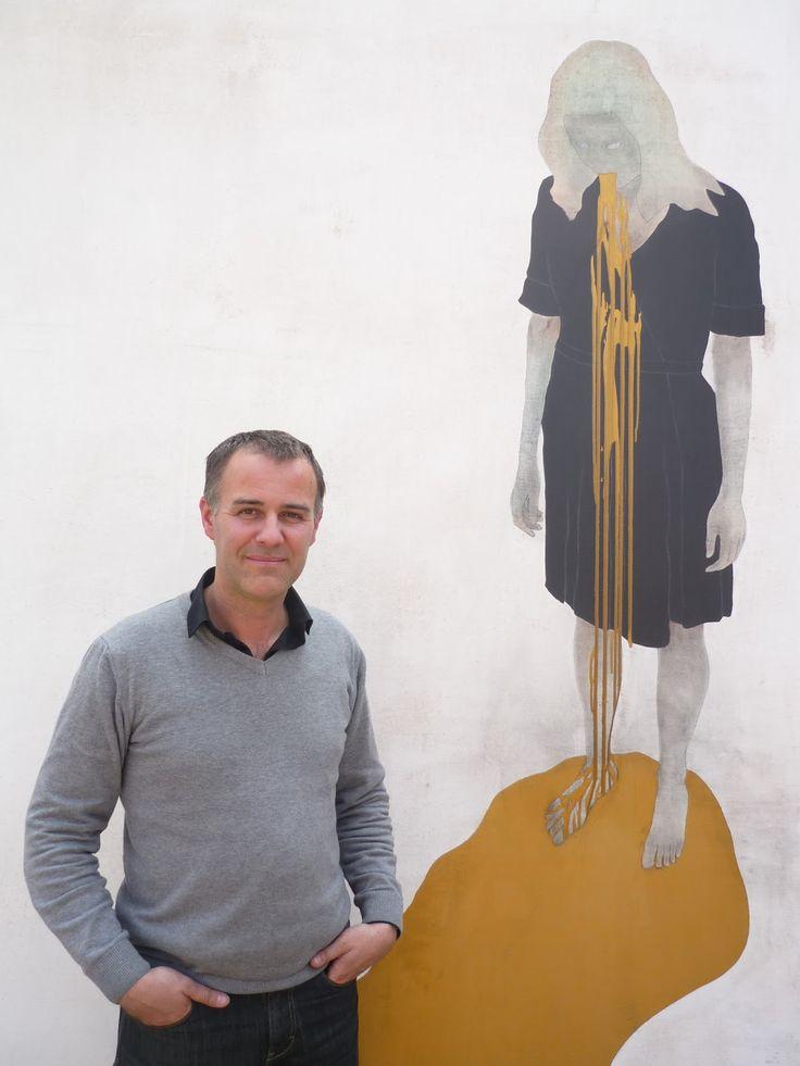 Afbeeldingsresultaat voor Yves Velter kunstenaar
