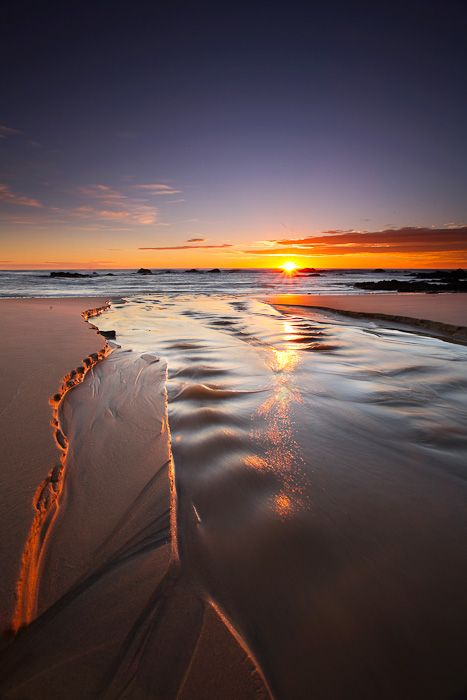 Shelly Beach, Port Macquarie, NSW Australia