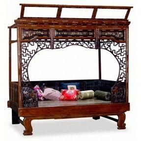 The platform bed - Oriental furniture staple