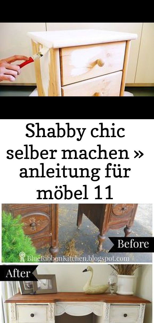 Shabby Chic Selber Machen Anleitung Fur Mobel 11 Shabby Chic Selber Machen Shabby Chic Shabby