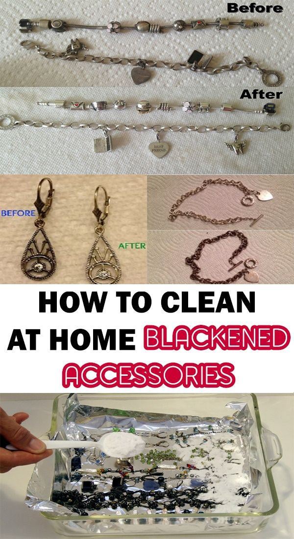 Give back the shine to your jewelry!See how to recondition your accessories at home!