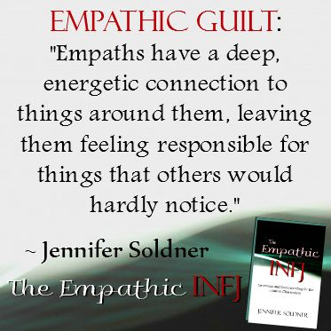 Empathic Guilt #INFJ....DUDE THIS EXPLAINS WHY I'M SO EMOTIONAL WHEN PEOPLE TELL ME SAD THINGS