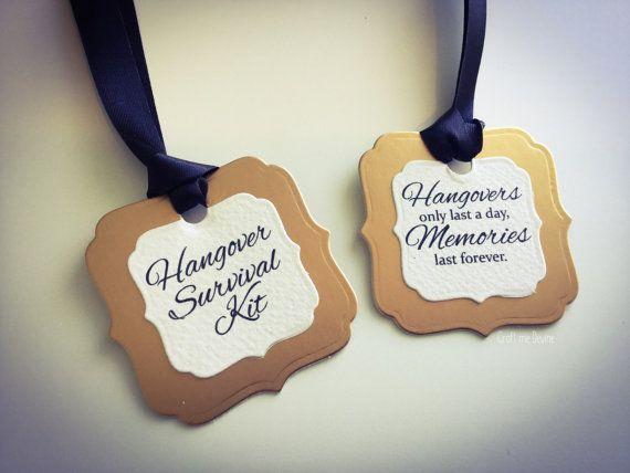 Target Wedding Invitations Kits: 1000+ Ideas About Hangover Survival Kits On Pinterest