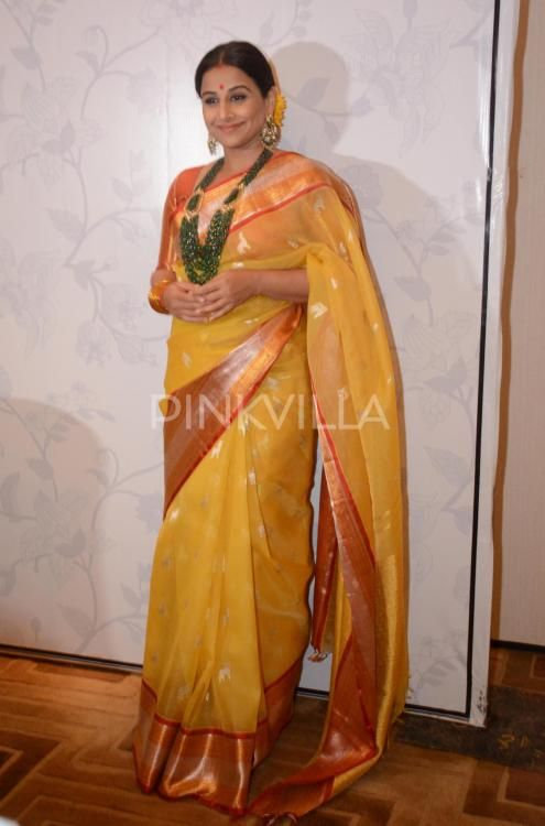 Vidya Balan recently walked the ramp for designer Gaurang 's new collection…