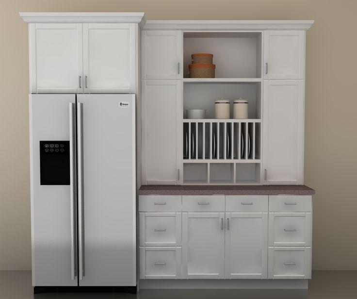 modern kitchen hutch - Google Search - 46 Best Kitchen Organization And Storage Images On Pinterest