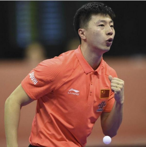 Li-Ning 2016 World Championships National Table Tennis Team Men's T-shirt | Lining Ping Pong Polo Tees