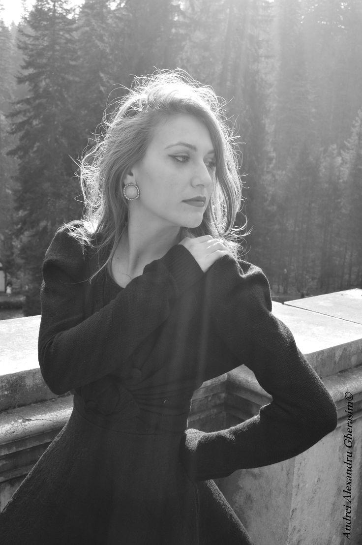 Model: Gratiela Lazar Photography: Gherasim Andrei Web (for for high resolution): http://gherasimandreialexandru.tumblr.com/
