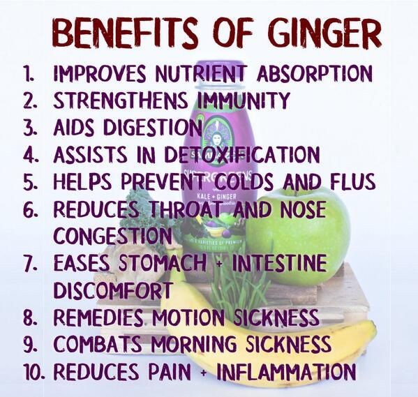 The benefits of ginger | Sambazon