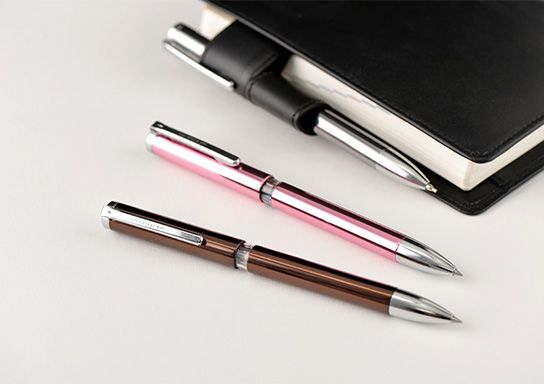 Mitsubishi Pencil Style Fit Meister - Accessories Lineup - HOBONICHI TECHO 2016