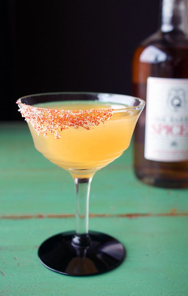 Sip on a Spiced Gunpowder Guava Cocktail with this easy recipe.