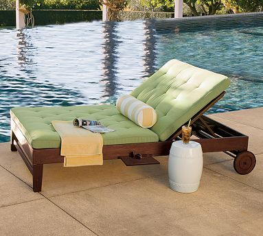 #POTTERY BARN# Pool Chair   LIKE WHAT YOU ARE SEEING BY POTTERY BARN