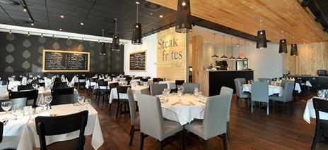 Steak frites St-Paul - Réalisation du site web