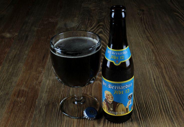 St. Bernardus Abt. 12 #beer #piwo #craftbeer #bernardus #quadrupel #belgianbeer #belgianstrongale