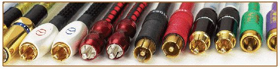 High End audio, Video & speaker cables from The Cable company