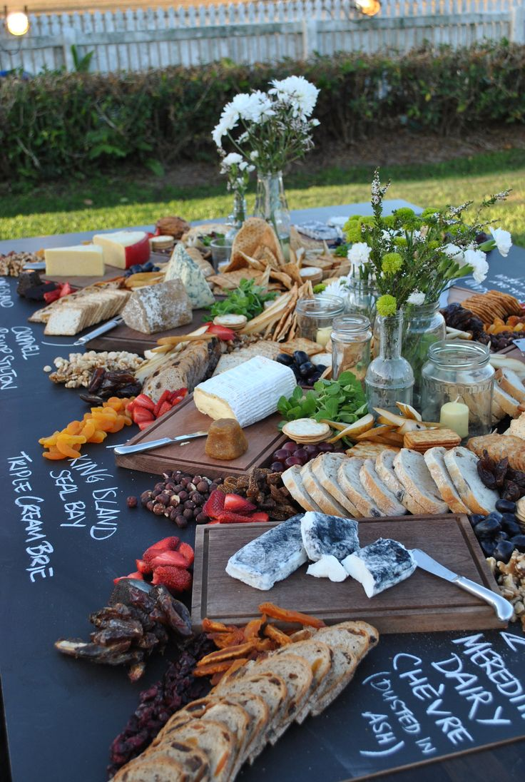 Cheese Boards with a wow! www.rouxblond.com.au