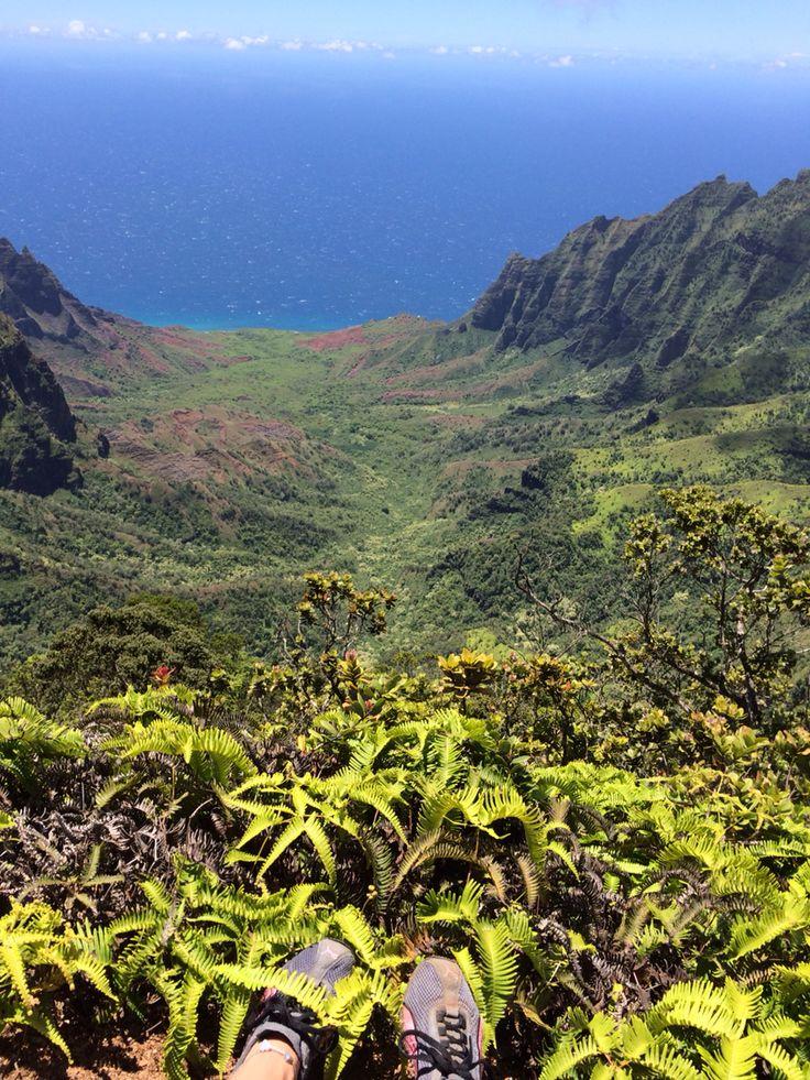 Kalalau Lookout. Breathtaking.