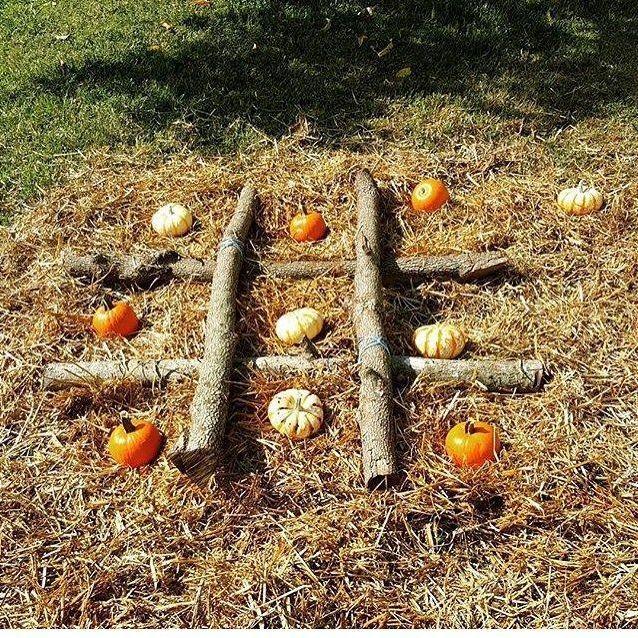 Halloween Camping 2020 Mo Pumpkin putt putt for headstart/preschool fall festival. Was