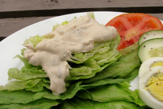 Pioneer Womans Homemade Ranch Dressing With Iceberg Wedges Recipe - Food.com
