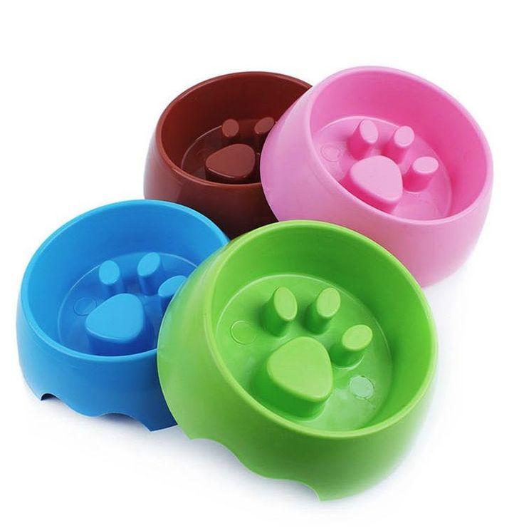 Plastic Paw Pet Feeding Bowl //Price: $11.99 & FREE Shipping //     #catoftheday #lovecats