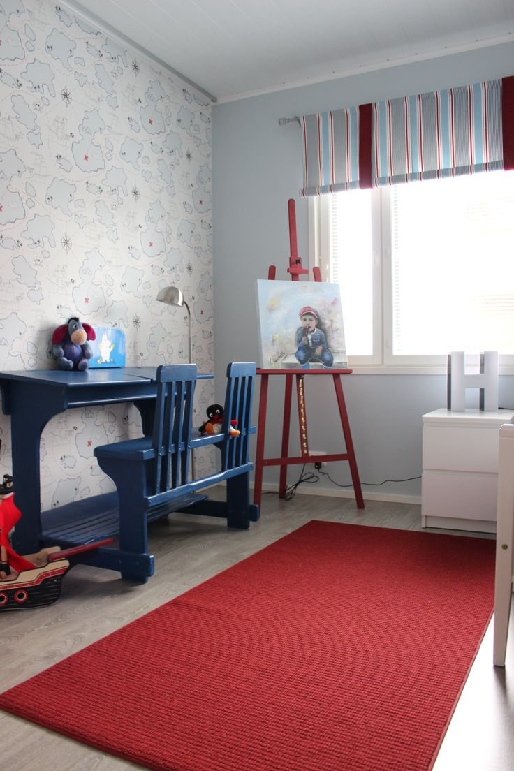 Lasten huone, Play room