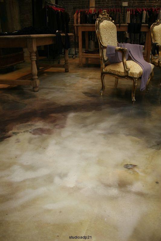 pavimento in resina a via priscilla 2