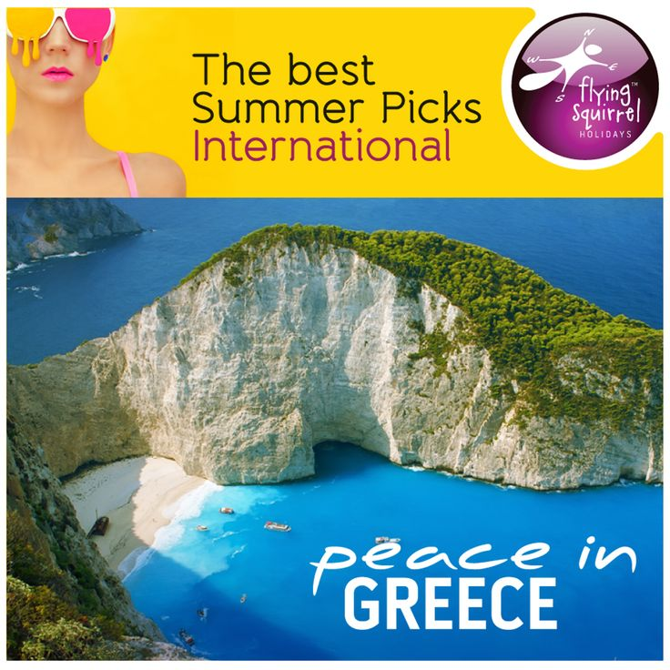This summer travel to a country that is steeped in ancient relics and remains. Explore the Acropolis and Parthenon. Walk down the narrow pedestrian streets of Plaka, or even hike to Mount Lycabettus. Hop on to a ferry and greet the gorgeous beaches of Mykonos and Santorini. To know more connect with Flying Squirrel Holidays