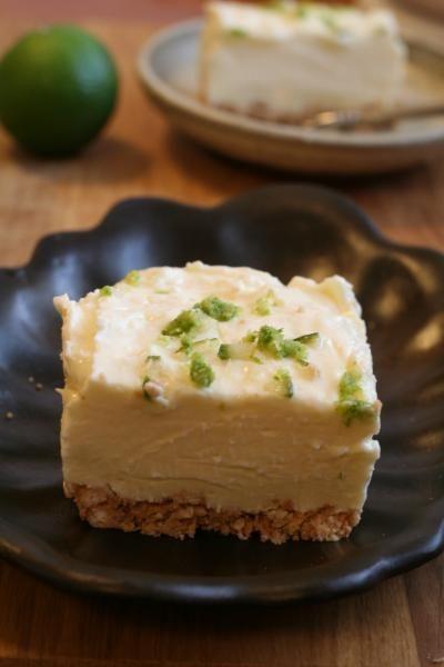 かぼすのレアチーズケーキ」 by 土橋みゆきさん | レシピブログ - 料理 ...