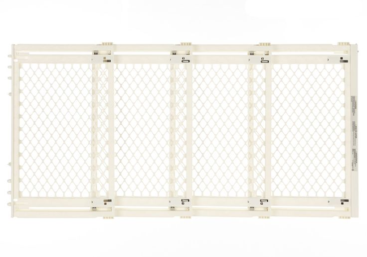 31', Extra-Wide Gate in Ivory -- New and awesome product awaits you, Read it now  (This is an amazon affiliate link. I may earn commission from it)