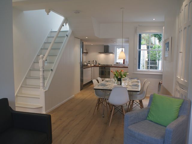 Best 20 cottages in st ives ideas on pinterest cornwall for Victorian terrace dining room ideas