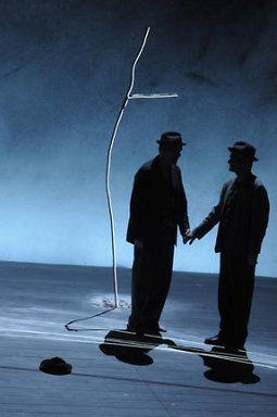 """""""En attendant Godot - Samuel Beckett mise en scène de Bernard Levy - Theatre de l'Athénée - 18 janvier 2013"""""""