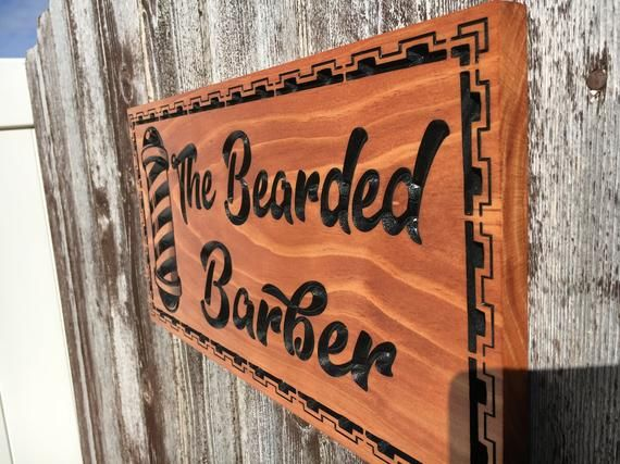 Personalized and customized business signs