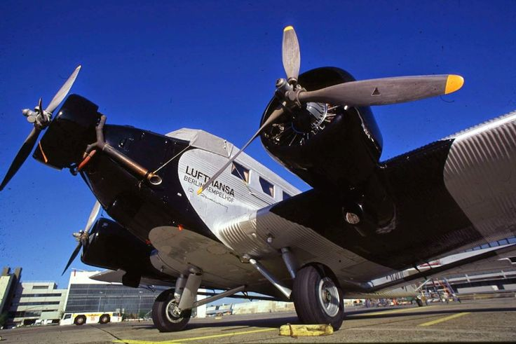 aviation Blog  Junkers Ju 52