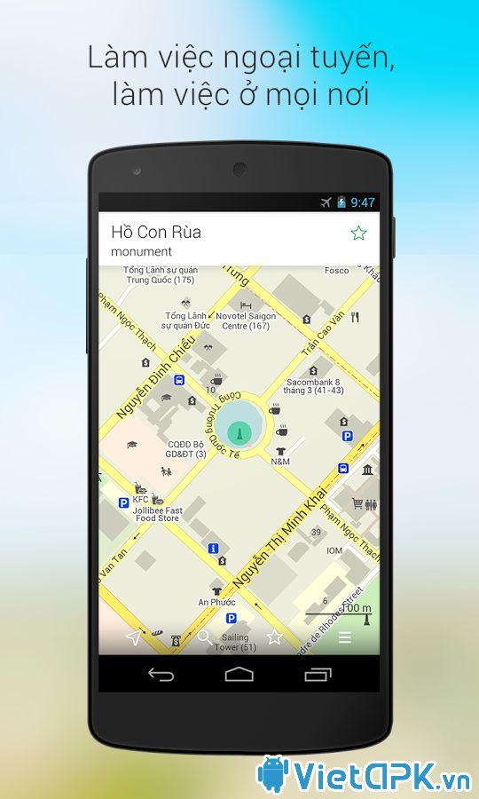 Maps.me Pro на андроид - фото 10