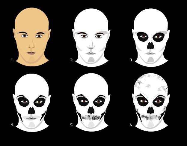 les 30 meilleures images du tableau skull mexicain sur. Black Bedroom Furniture Sets. Home Design Ideas