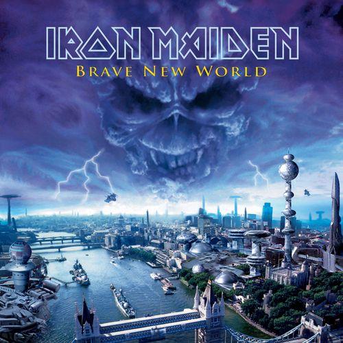 Brave New World – Iron Maiden