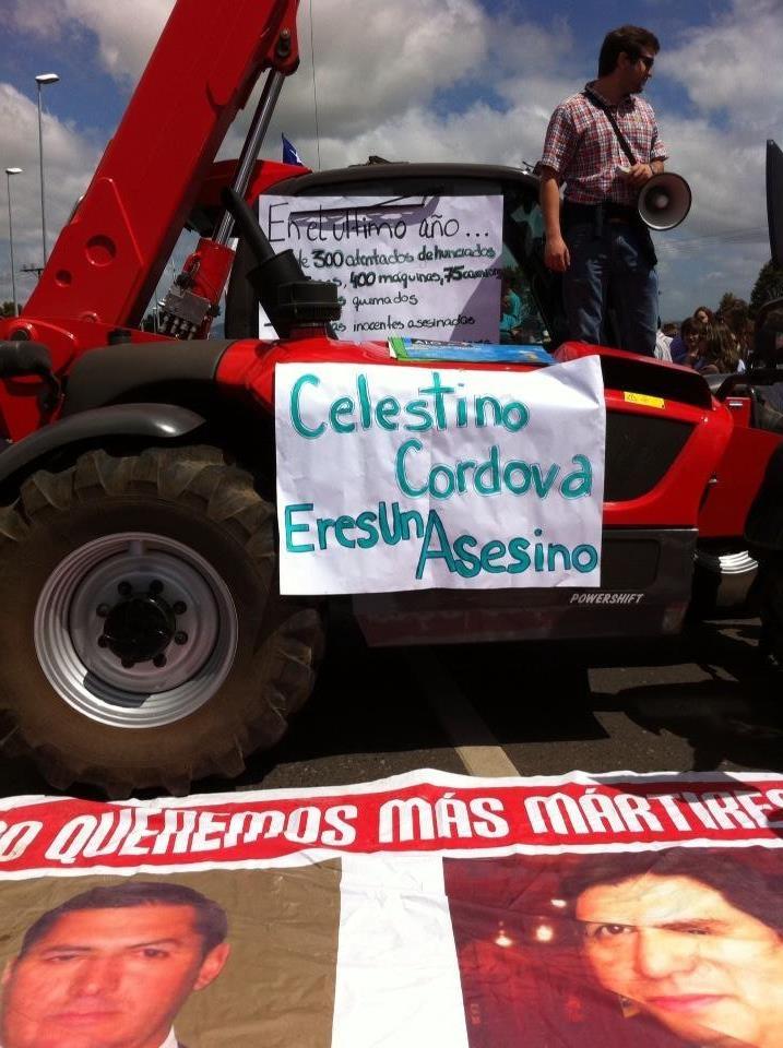 (6) NO AL Terrorismo EN LA Araucanía