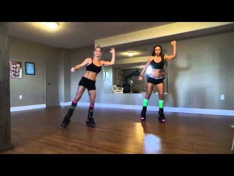 Kangoo with Becky - Beginner Moves - YouTube https://www.youtube.com/watch?v=uws7fkfCInw