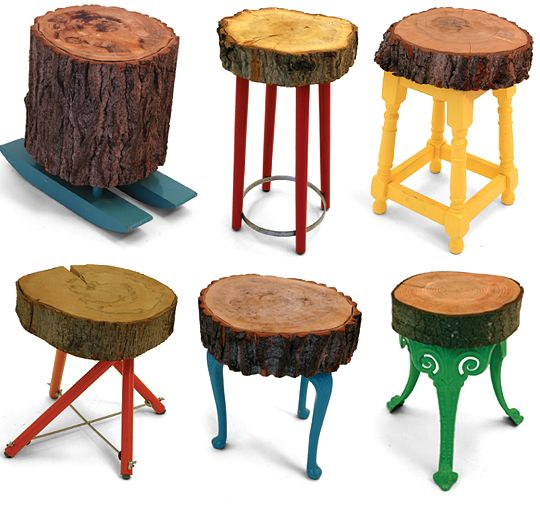 cool tables/stools