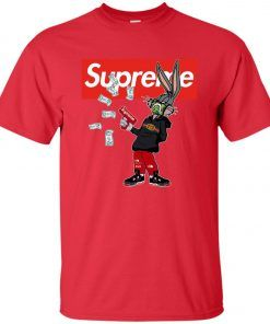 e3c77d3b5ea4 Bugs Bunny Rabbit Supreme And Gucci T-Shirt in 2019 | Swag/Haters ...
