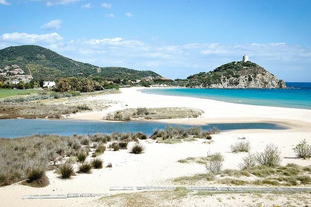 Laguna di Chia