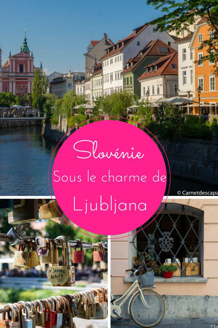 Une journée à Ljubljana, capitale de la Slovénie - Idées de visites et bonnes adresses  #ifeelslovenia