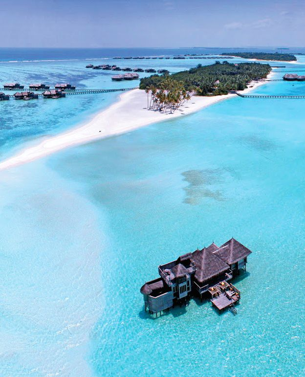 Conoce la isla de Lankanfushi en las Maldivas. http://escapadafindesemana.org/
