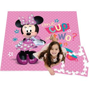 Disney Minnie Mouse 4' x 4' Interactive Floor Mat