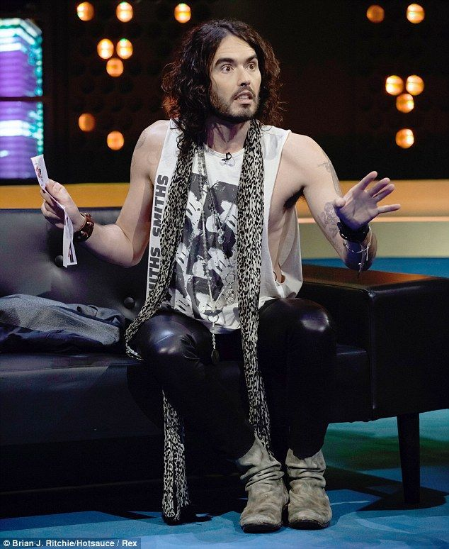 Mr Cool, Russell Brand