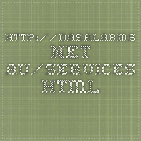 http://dasalarms.net.au/services.html