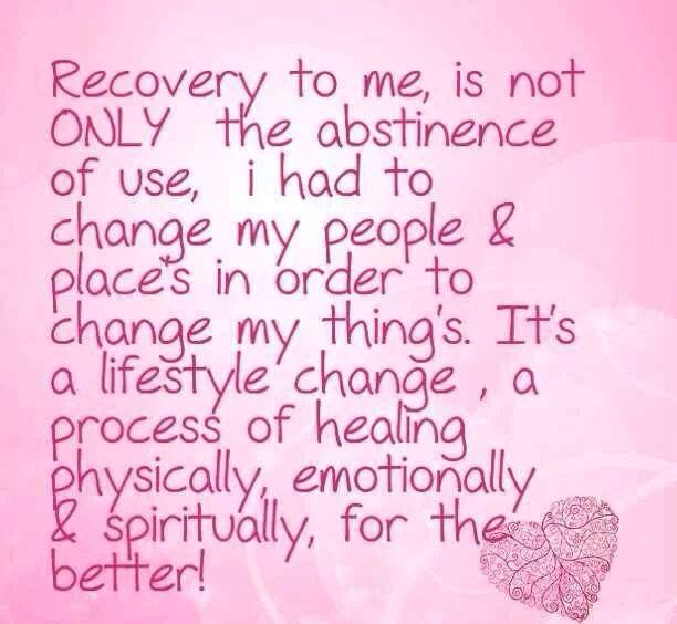 #recovery #sober